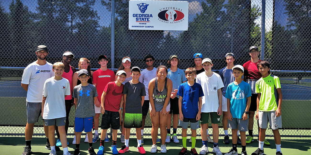 UTA (Universal Tennis Academy) Dunwoody Junior