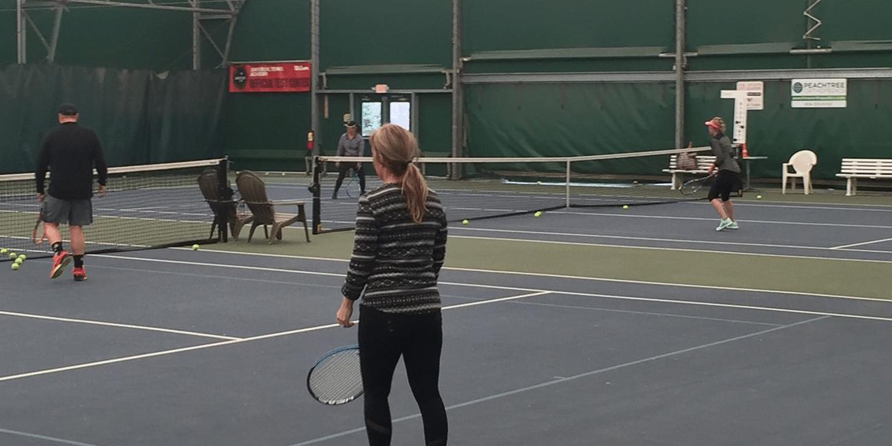 UTA (Universal Tennis Academy) James Creek Adults
