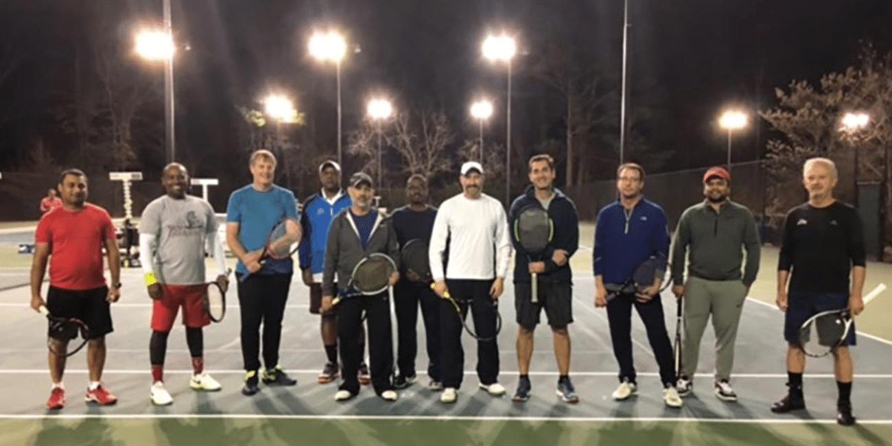 UTA (Universal Tennis Academy) chastain adult
