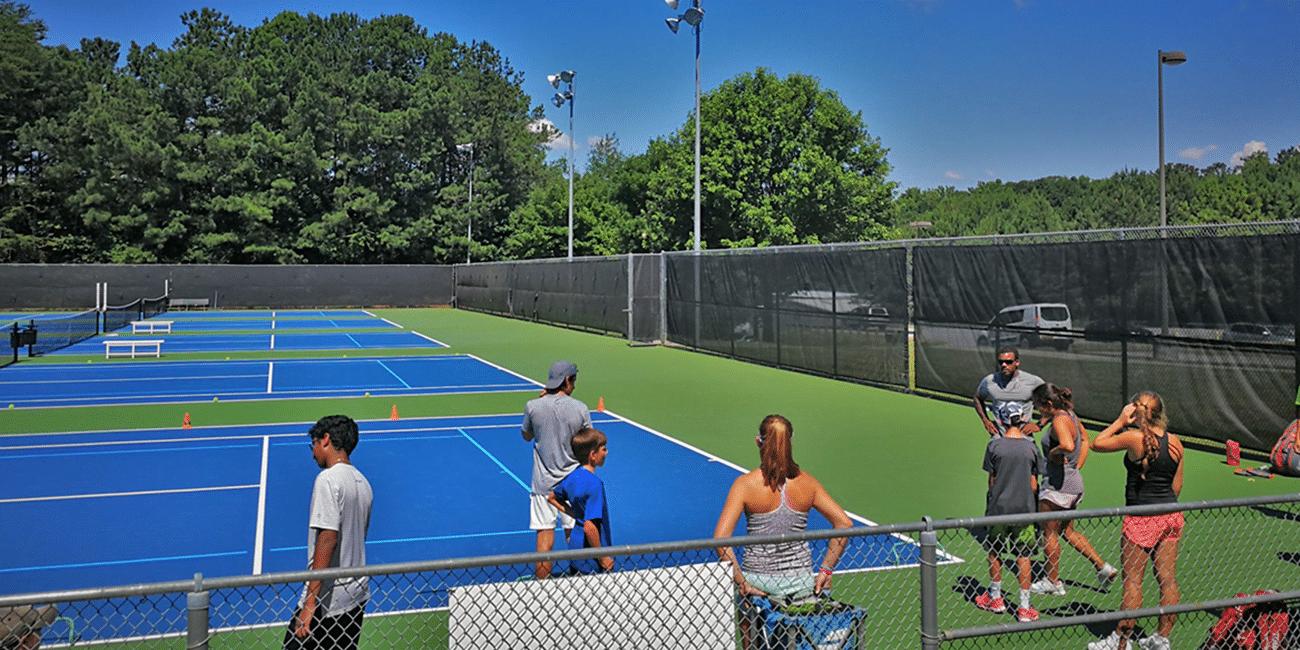 UTA (Universal Tennis Academy) Dunwoody Adult