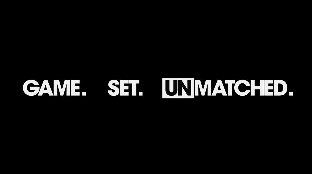 UTA (Universal Tennis Academy) Game Set Unmatched