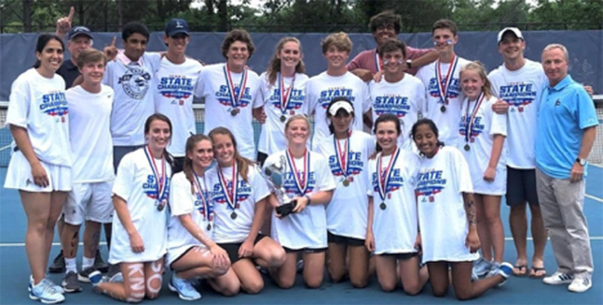 Pace Academy Tennis Has a Year for the Ages