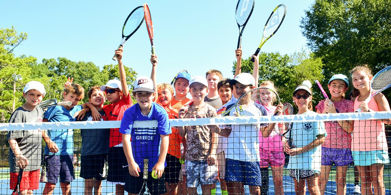 UTA (Universal Tennis Academy) Chastain Park Junior Kids By Net