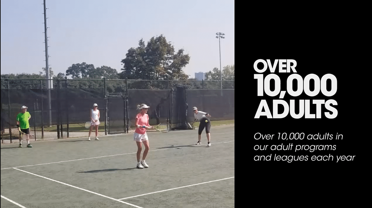 UTA (Universal Tennis Academy) Over 10000 Adults
